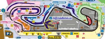 F1 tickets GP Barcelona <br>  GENERAL ADMISSION Montmelo <br> Spanish Formula 1 Grand Prix tickets